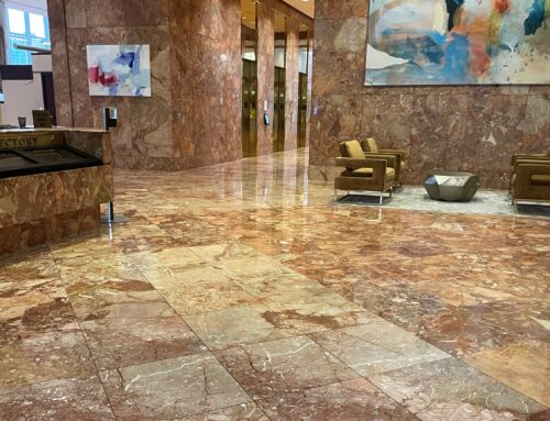 First Impressions of Your Business Start With Clean Floors